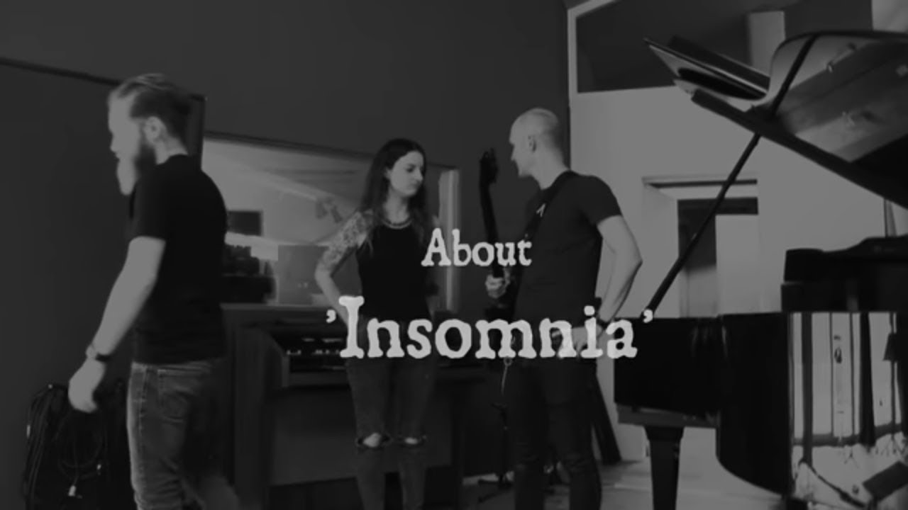 CELLAR DARLING — About 'Insomnia' (OFFICIAL TRAILER #1)