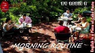 Morning Routine - English Listening Practice