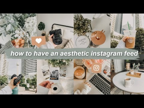 How To Edit Trendy Instagram Photos | Guide To An Aesthetic Instagram