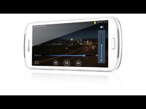 Samsung Galaxy Player 5.8 Hands On