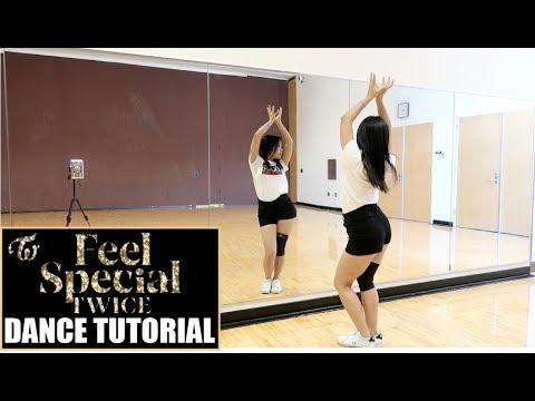 "TWICE ""Feel Special"" Lisa Rhee Dance Tutorial"