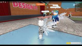 }| {ROBLOX| Design It| The Rare and Exclusive... SNOW LEOPARD!!!| Part 1}| {