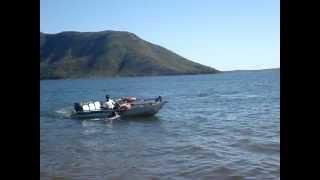 Lago de Serra da mesa, morro do Matheus