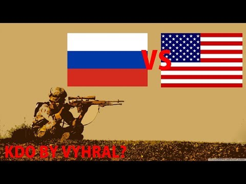 Russia VS USA - Who would win ? #3