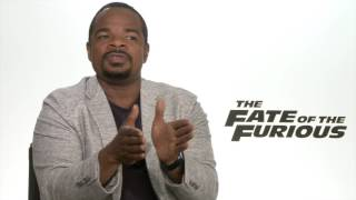 Robert Littal Speaks To F. Gary Gray About The Fate Of The Furious