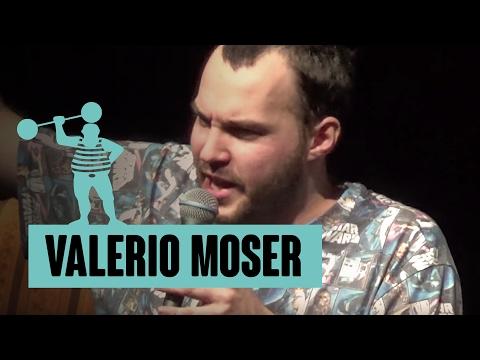 Valerio Moser - Schmetterling der Sprache