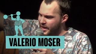 Valerio Moser – Schmetterling der Sprache