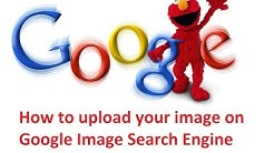 How to upload your image on Google Search Engine or how to display image on google search engine