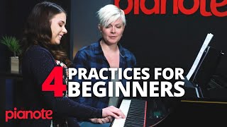 Download song 4 Things A Beginner Piano Player Should Practice
