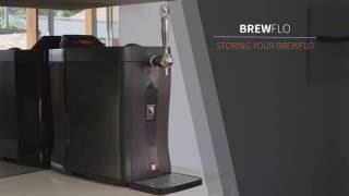 BrewFlo: Storing your BrewFlo