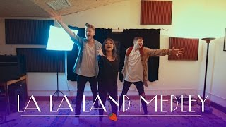 Repeat youtube video LA LA LAND MEDLEY (feat. Kirstin Maldonado)