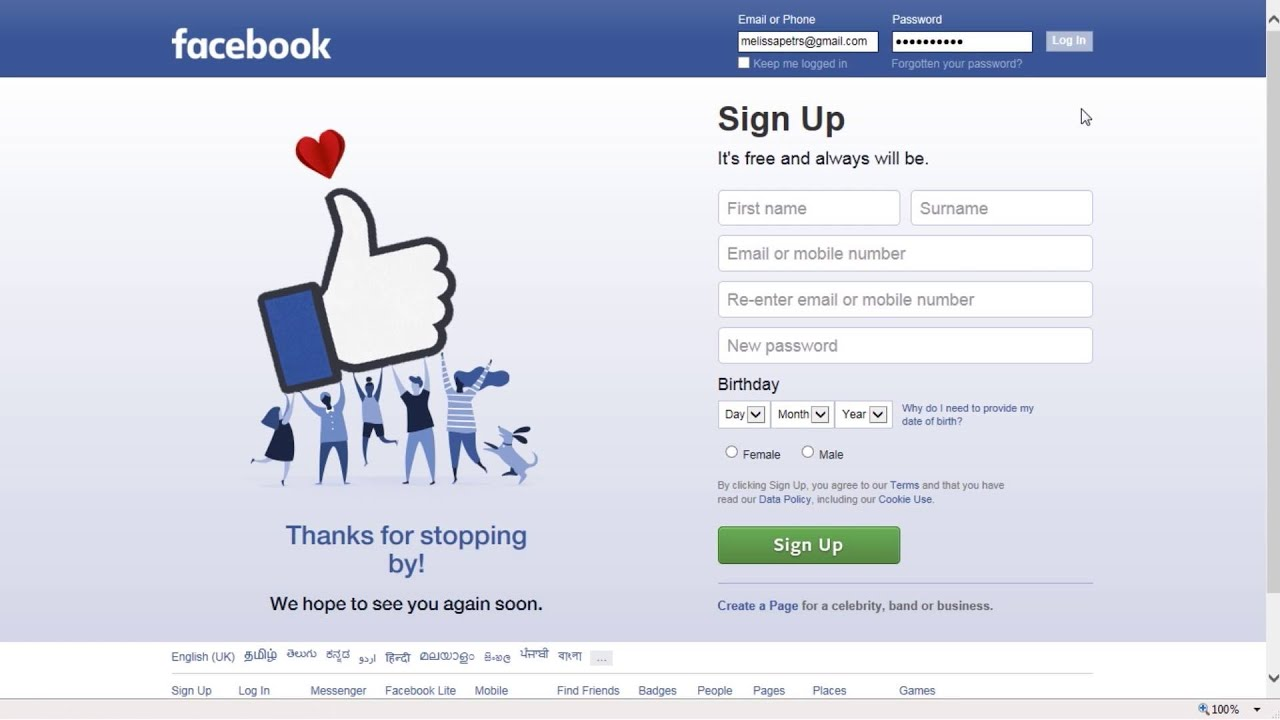 Was Your Facebook account Hacked? A Quick Tutorial - YouTube