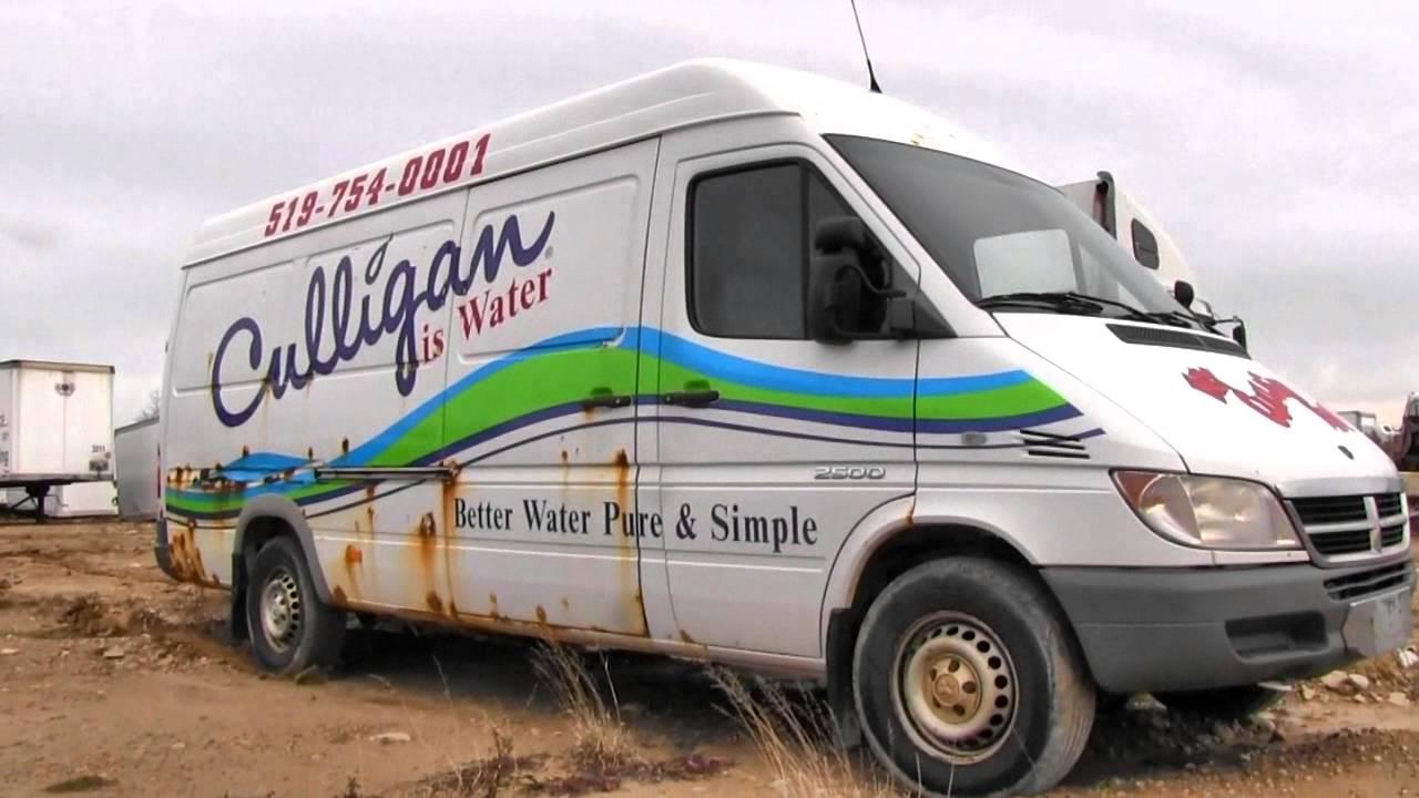 Dodge Sprinter Used 2006 Springer Extended Van Diesel For Sale Toronto Ontario