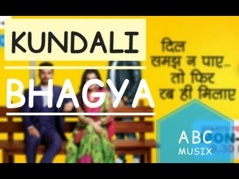Kundali Bhagya | कुंडली भाग्य  | Title Song Sajda  | ABC MUSIX