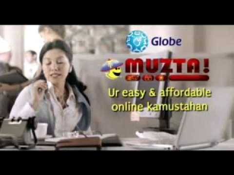 Globe Muzta! - First Born (US) TVC 30s