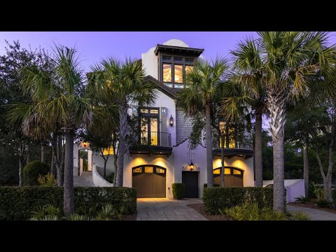230 W Bermuda Dr Waterfront Home For Sale in Blue Mountain Beach