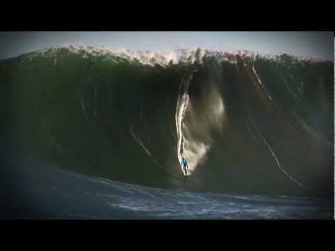Mavericks: Most Dangerous Wave in the World with Nic Lamb