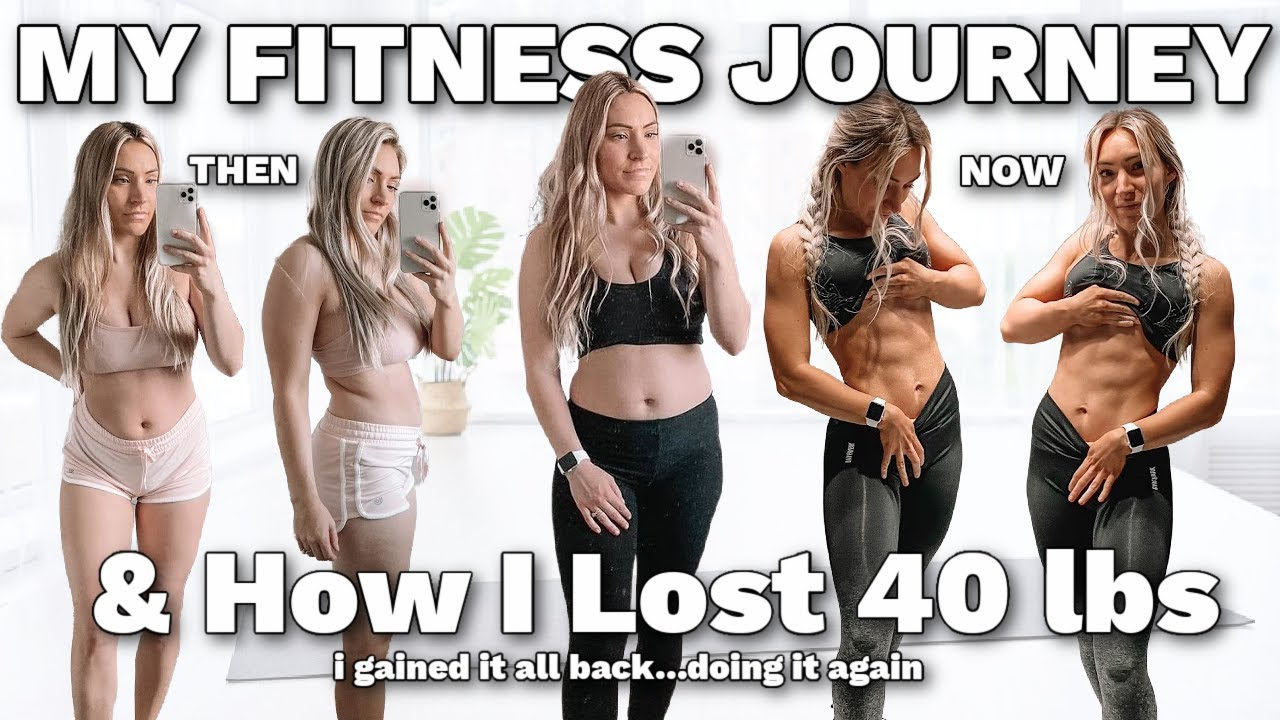 My Fitness Journey Round Two | Weight Loss, Finding Balance, & Building Healthy Habits