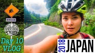 JAPAN VLOG DAY 10 - Mt Fuji to Tokyo cycling