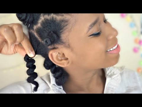 How To Get The Knots Out Of Your Natural Hair