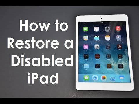 how to fix a disabled iphone barbee how to restore disabled or mini 18811