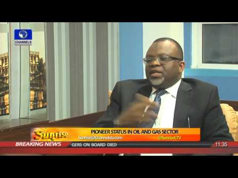 Sunrise: Pioneer Status In Oil And Gas Sector Pt 2    29/08/15
