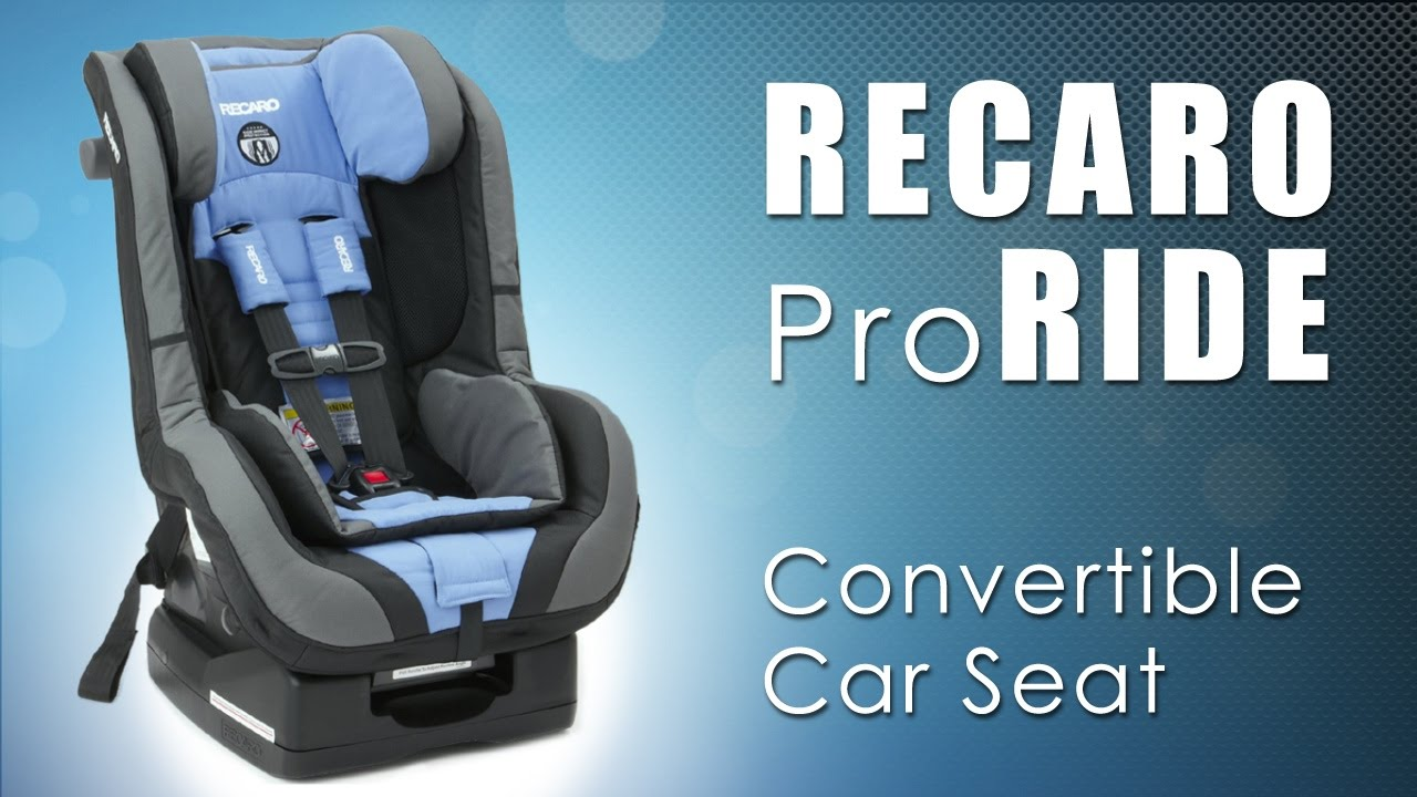 Recaro Proride Car Seat Reviews