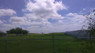 Aeromar despegue vuelo Piedras Negras - CDMX Aeropuerto Internacional de Piedras Negras