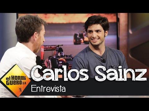 """Carlos Sainz: """"Fernando Alonso era mi ídolo"""" - El Hormiguero 3.0"""
