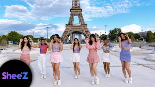 [KPOP IN PUBLIC PARIS] OH MY GIRL (오마이걸) - NONSTOP (살짝 설렜어) Dance Cover