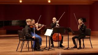 Bartok String Quartet No. 2 Movt. 2