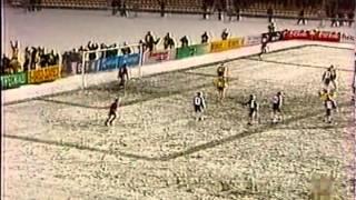 Украина - Словения 1:1. Плей-офф ЧЕ-2000 (обзор матча).