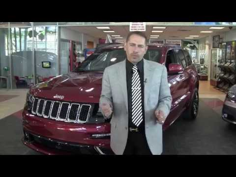 New Chrysler Dodge and Jeep Incentives & Rebates | Jeep Grand Cherokee SRT8