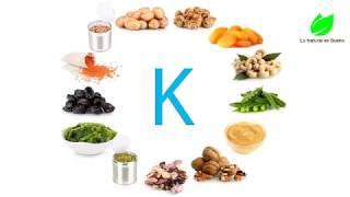 K2 con vitamina iv terapia