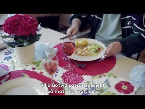 Varmt välkommen till äldreboendet Vardaga Villa Botvid