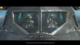 Mortal Kombat X CAPITULO 11 Jacqui Briggs ESPAÑOL Latino