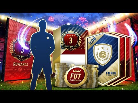 3rd IN THE WORLD MONTHLY REWARDS + ULTIMATE TOTW PACK!!