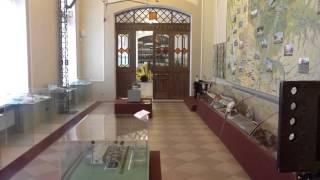 Железнодорожный музей в Екатеринбурге(Видеоэкскурсия по музею железных дорог в Екатеринбурге. Музей расположен в старом здании городского вокза..., 2012-11-16T18:04:06.000Z)