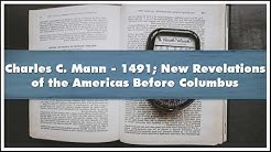 Charles C. Mann - 1491 New Revelations of the Americas Before Columbus Audiobook