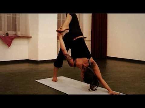 extreme intense advanced yoga poses  funnydogtv