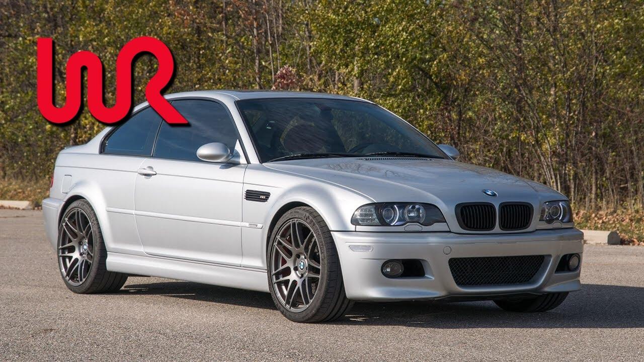 2001 E46 BMW M3 (6MT) - WR TV POV Test Drive - YouTube