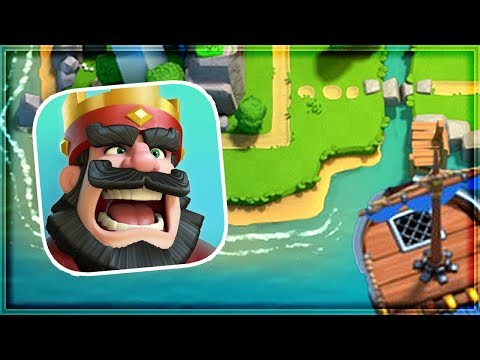 Clash Royale - UPDATE NEWS! Clan Wars Boat