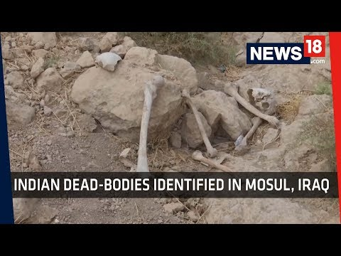 Indians Dead in Iraq   MEA Identifies Dead Bodies in Mosul as Indians