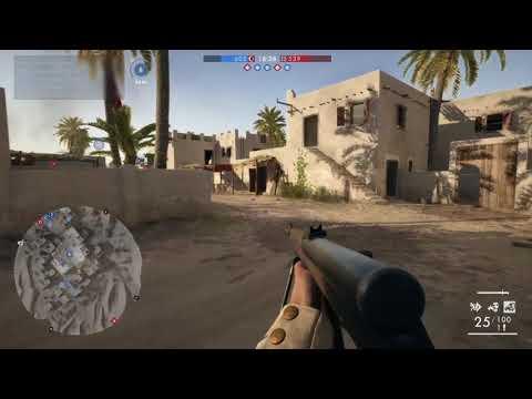 BF1 Multi-kill on SUEZ Map