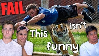 Try To Watch This Without Laughing (Fails)