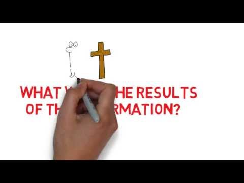 What were the results of the Protestant Reformation?