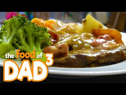 The Food Of Dad³ - Liver, Bacon And Onions