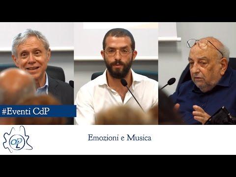 Emozioni e musica | RIASSUNTO CONFERENZA