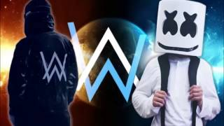 Marshmello  Alan Walker  Mix 2017   Best Songs Ever of Alan Walker  Marshmello 2 ✅ ♫ ★★★★★