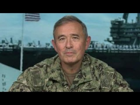 Head of US military's Pacific Command talks readiness